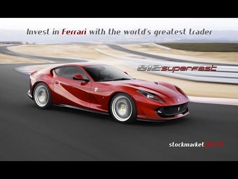 World's Best Trader Crashes Chesapeake Energy Taking Ferrari to New All-Time Highs $CHK $RACE