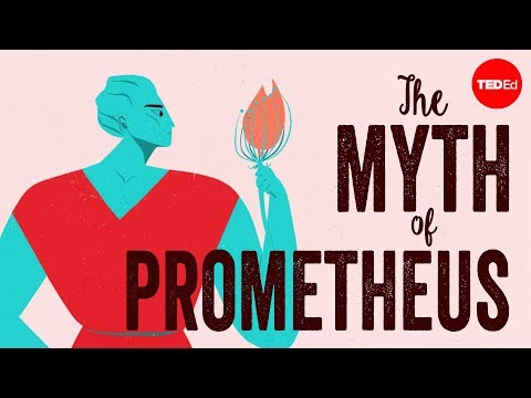 The myth of Prometheus - Iseult Gillespie