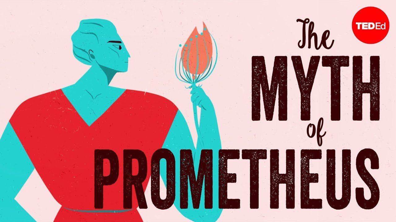 the myth of prometheus   iseult gillespie