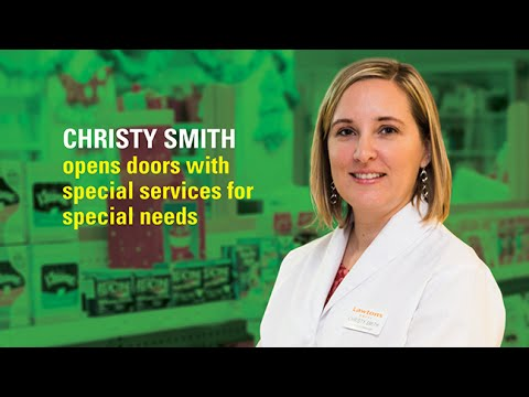 Christy Smith Healthcare Closer to Home