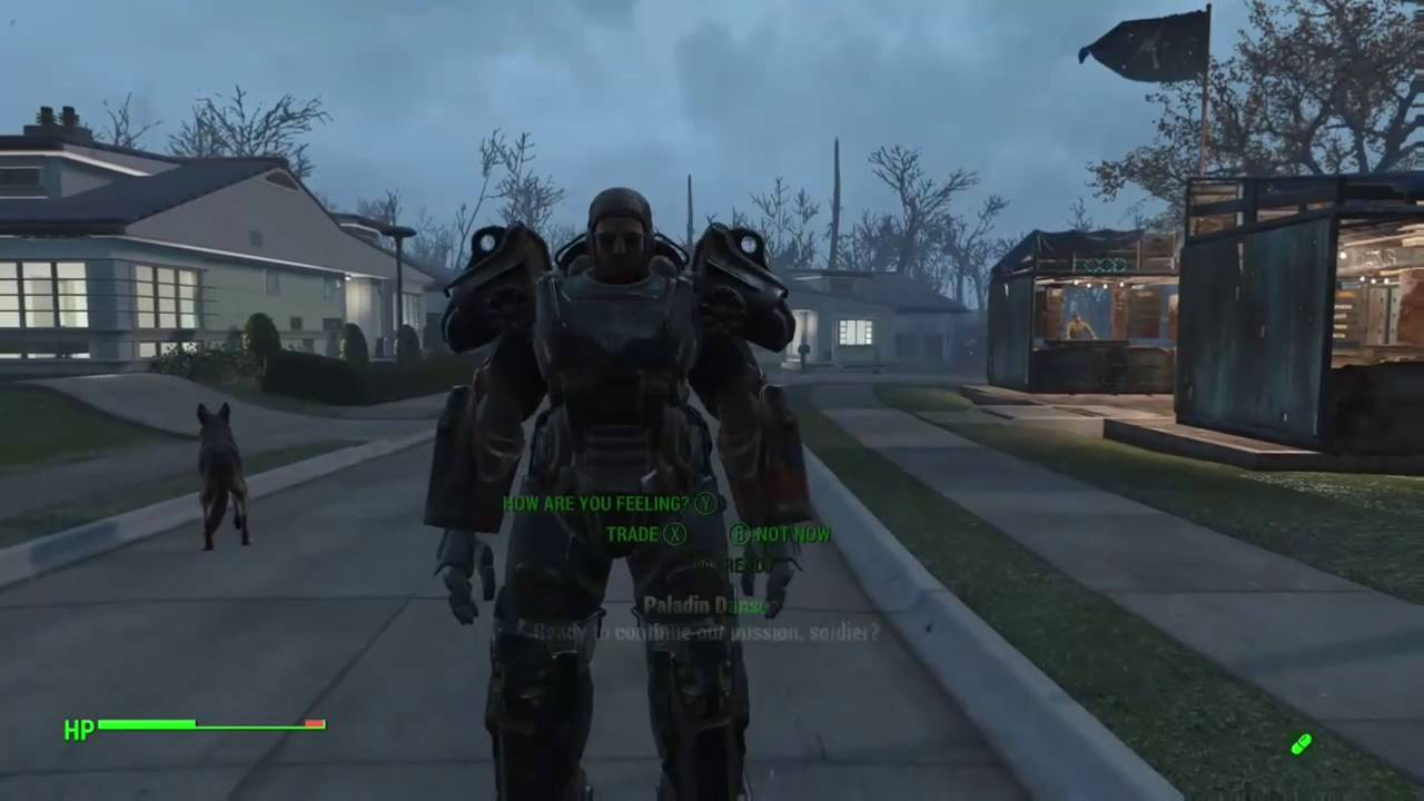 Fallout 4 Enclave Companion And Unlimited Followers Mod Xbox One YouTube