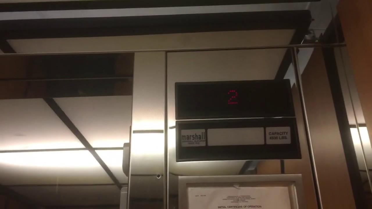 Chrome thyssenkrupp/Marshall Oildraulic Elevator - UPMC Shadyside -    ,  Pittsburgh, PA