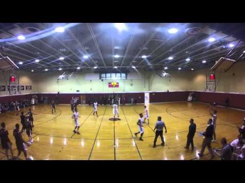 Boys Varsity Basketball: MacDuffie vs Worcester Academy