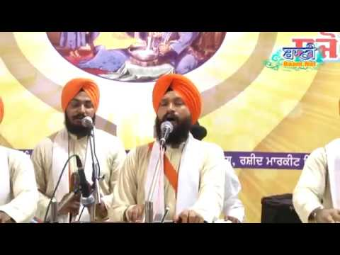 Bhai-Jeevan-Singhji-Bhai-Sukhdev-Singhji-Ludhiana-Wale-At-Jamnapar-On-27-August-2017