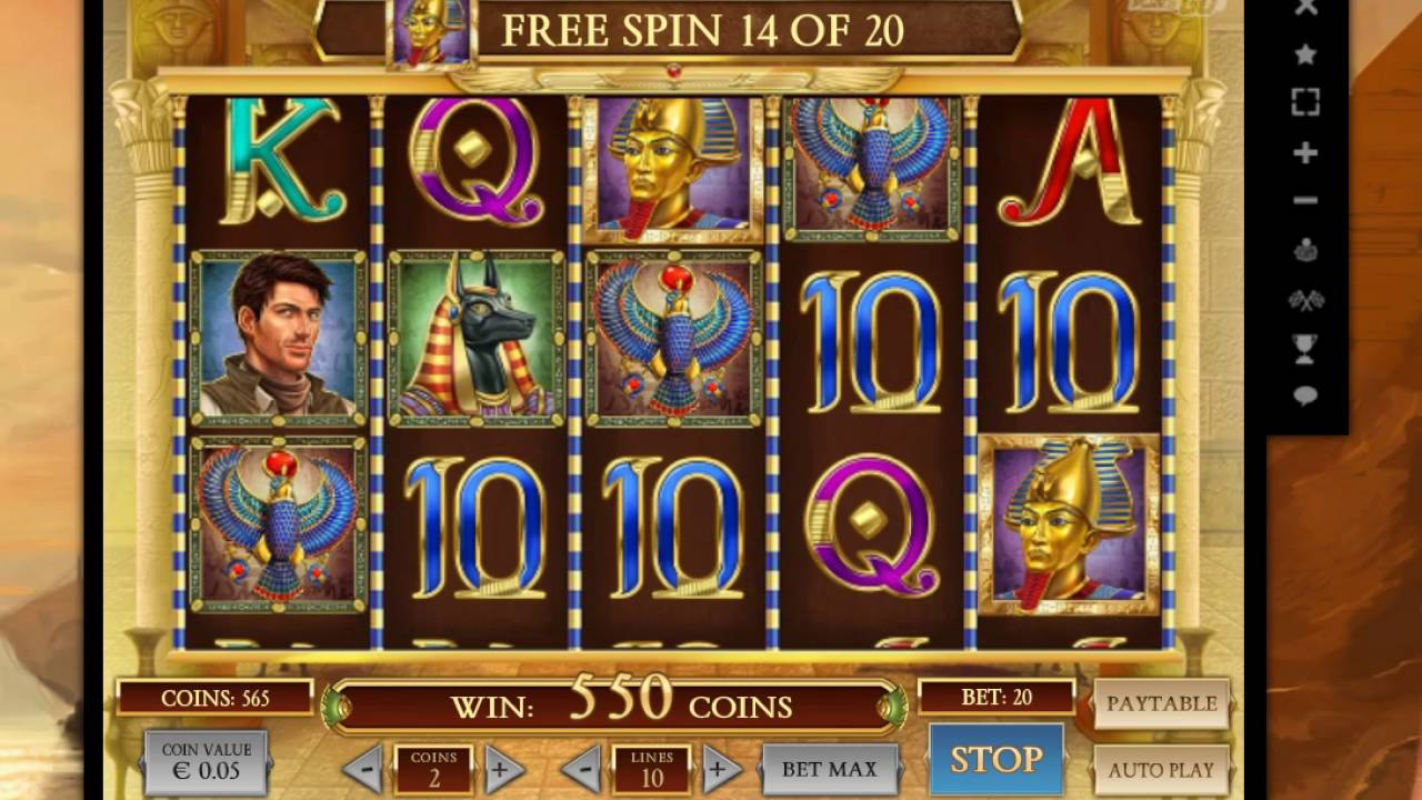Book of dead slot machine