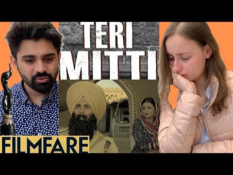 TERI MITTI Kesari Reaction | Akshay Kumar | Parineeti Chopra| Arko| B Praak