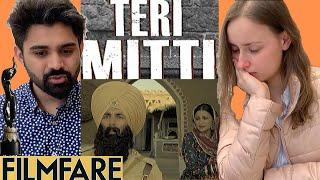 Download lagu TERI MITTI Reaction | KESARI | Akshay Kumar | Parineeti Chopra| Arko| B Praak