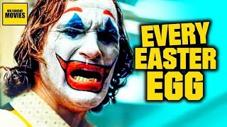 Joker Easter Eggs, Batman Origins Explained & References