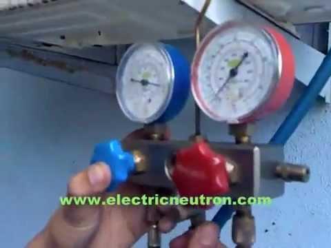 Nạp bổ sung gas R22 cho điều hòa thế nào ?