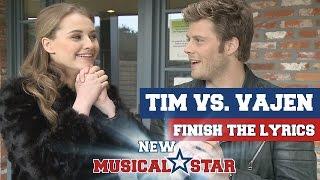 Tim vs. Vajèn | New Musical Star