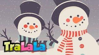 Omulețul de zăpadă TraLaLa - Cântece de iarnă pentru copii