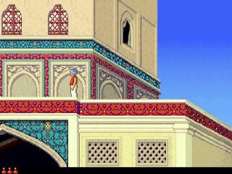 Архив скачать старую игру Prince of Persia