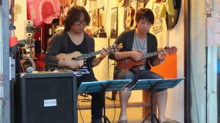 MALOLO - 4th Indie Film Day 2013 - Killing Me Softly With His Song [Live in Mullae] (Ukulele)