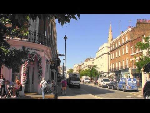 Places To Live In The UK -  Victoria, London SW1 England
