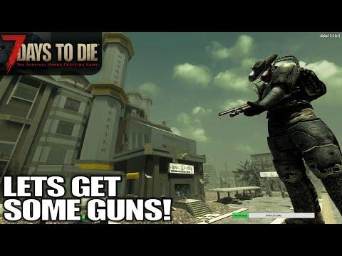 shotgun-messiah-loot-run-|-7-days-to-die-|-alpha-18-gameplay-|-e56
