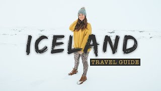 Iceland Travel Guide - Winter Family Road Trip