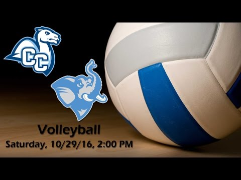 Fall 2016- Volleyball- Tufts Jumbos vs. Conn. College Camels