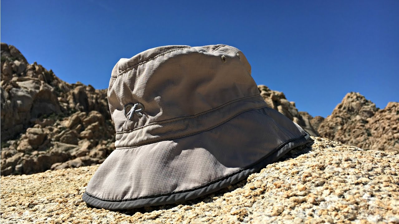 Outdoor Research Sun Bucket Hat - YouTube 92c3d4395e0