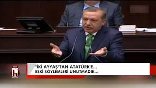 """AKP'den Atatürk açılımı-9: """"iki ayyaş""""tan Atatürk'e..."""
