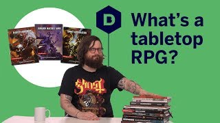 What's a Tabletop RPG? - How to Pen and Paper