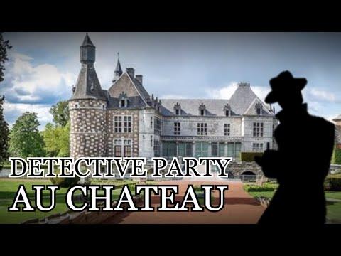 DETECTIVE PARTY AU CHÂTEAU DE JEHAY – Trouverez-vous l'auteur du crime ?