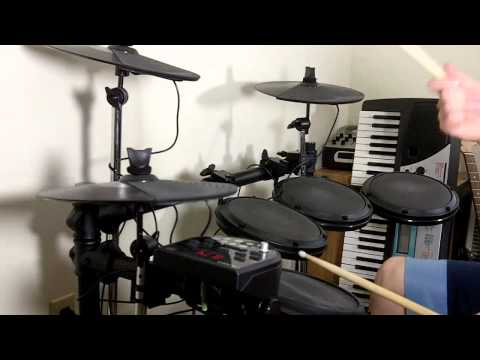 Miike Snow - Black and Blue (Drum cover)