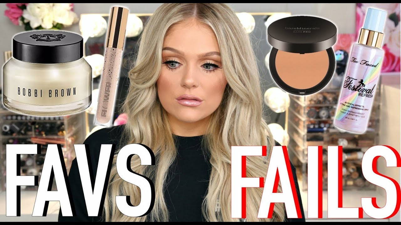 Cur Beauty Favorites Fails Kelly Strack