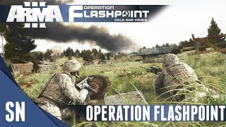 ArmA 3 - Operation Flashpoint: Cold War Crisis - Part 1: FLASHPOINT