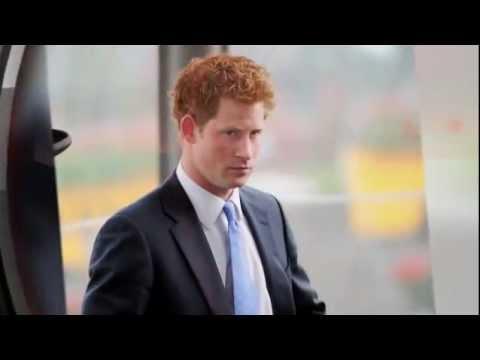Prince Harry single again, Cheryl Cole project  Celebrity beat  Splash   Splash  TV