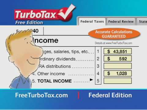 Turbo Tax :60 Update 2010