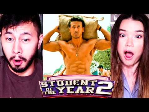 STUDENT OF THE YEAR 2 | Tiger Shroff | Trailer Reaction!