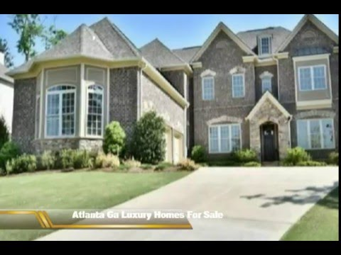 ATLANTA NEW LUXURY HOMES FOR SALE   YouTube