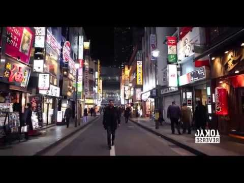 Video of a Man Walking Backwards through Tokyo... Played in Reverse - TOKYO REVERSE - EXTRACTS #02