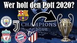 Champions League Vorschau 2019/2020 + TV Rechte Überblick! Wer holt den Henkelpott dieses Jahr?