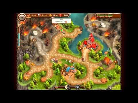 Сказания севера 1 (уровень 3) 3 Звезды NORTHERN TALE 1 (level 3) 3 stars Walkthrough gameplay