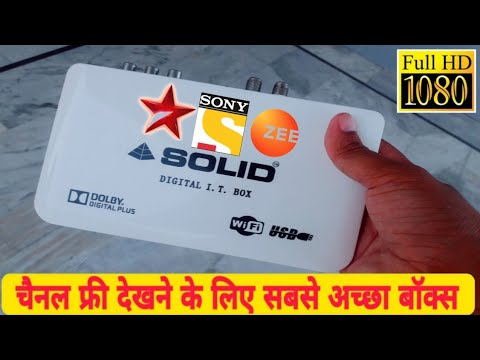 Free TV Channels | Best Set Top Box To Watch Free Channels | By Pure Tech