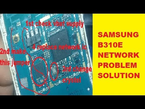Samsung b310e network problem solution latest 2019 100% solution