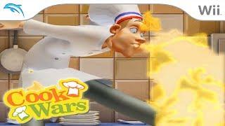 Cook Wars | Dolphin Emulator 5.0-9577 [1080p HD] | Nintendo Wii