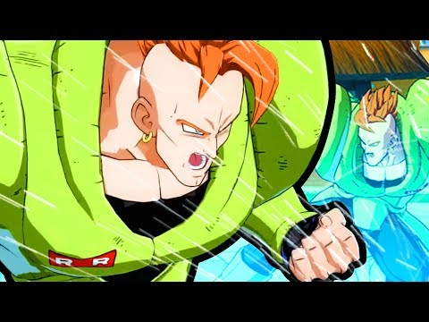 Dragon Ball FighterZ: Android 16 Breakdown - Tips & Tricks