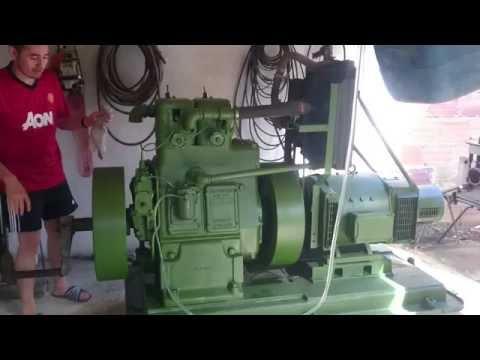 Vendo Motor R A Lister & Company DURSLEY, ENGLAND.