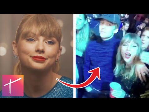 Subliminal Messages In Taylor Swift Music That She Is Engaged To Joe Alwyn