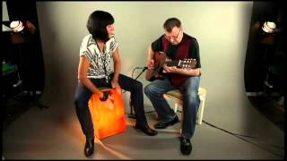 Cajon and Guitar Adrian Stuckey and Jennifer Matthews TicoTico   YouTube