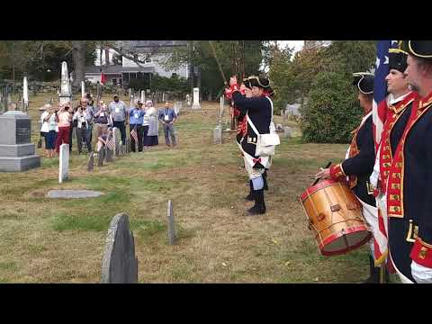 Massachusetts Sons SAR Old Middlesex Chapter