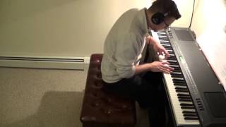 Angel Beats Variations for Piano Solo (Kyle Landry)