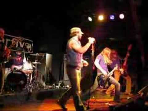 "Viking Skull ""Frostbite"" 2008.Jan.25  Birmingham:Barfly"