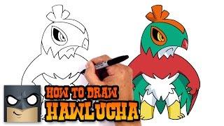 How to Draw Hawlucha | Pokemon