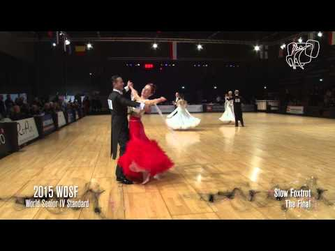 2015 World Senior IV STD | The Final Reel | DanceSport Total