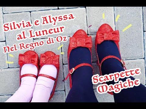 Silvia e Alyssa al Luneur insieme a Dorothy e le Meraviglie di Oz