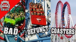 10 Infamous Removed Roller Coasters