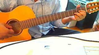 Baatein kuch ankahee si Guitar Fingerstyle